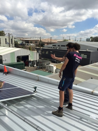 Buy solar panels Melbourne VIC
