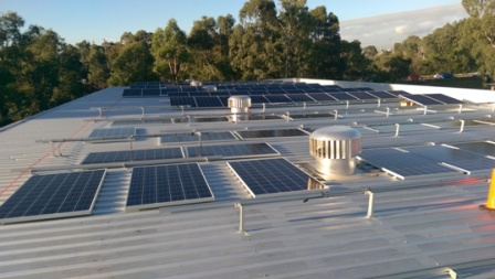 We pride ourselves as the best solar installation company in Melbourne