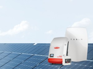 Battery Storage-Fronius Powerwall solution