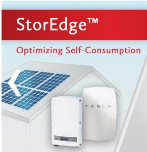 Battery Storage-SolarEdge Powerwall solution