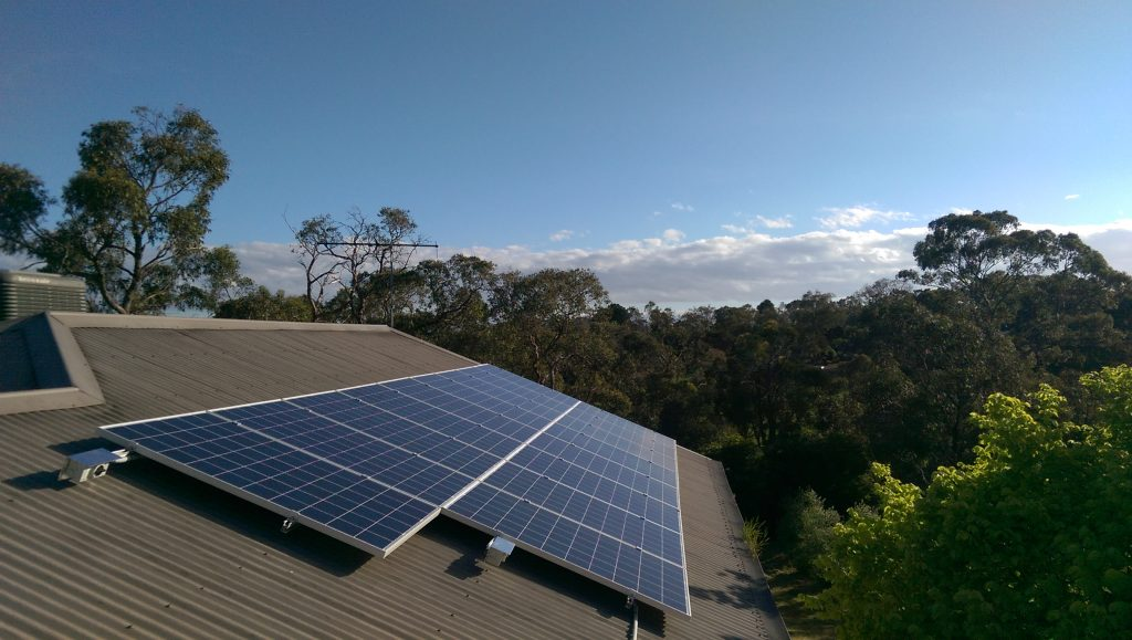 Research - Residential Solar Installation